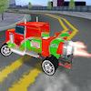 Jocuri camioane cu rachete 3D