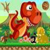 Jocuri cu dinozaurul saritor