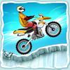 Jocuri cu motociclistul pe gheata